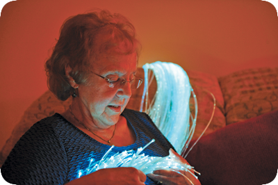Sensory Rooms for Dementia