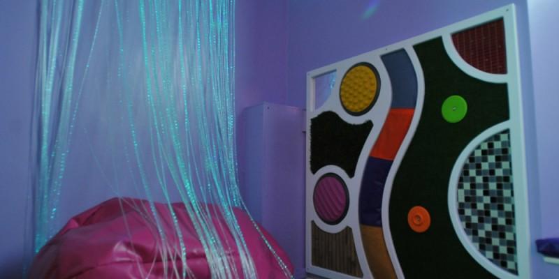 Alan Shearer Centre Snoezelen Room