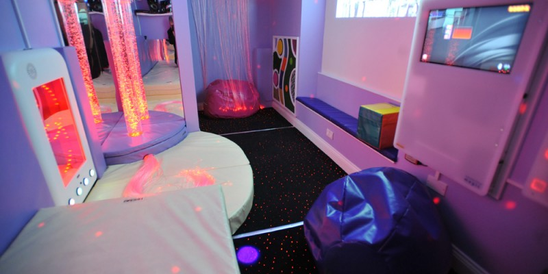 Alan Shearer Centre Snoezelen Room