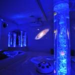 Blue Sensory Room