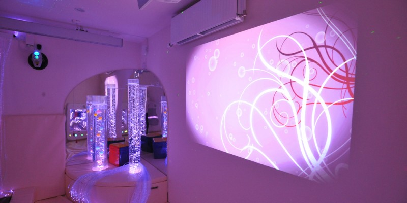Relaxing Sensory Room