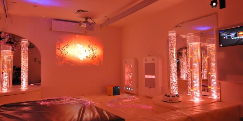 Orange Sensory Room