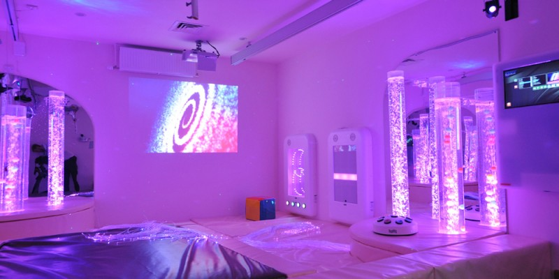 Francis House Sensory Room