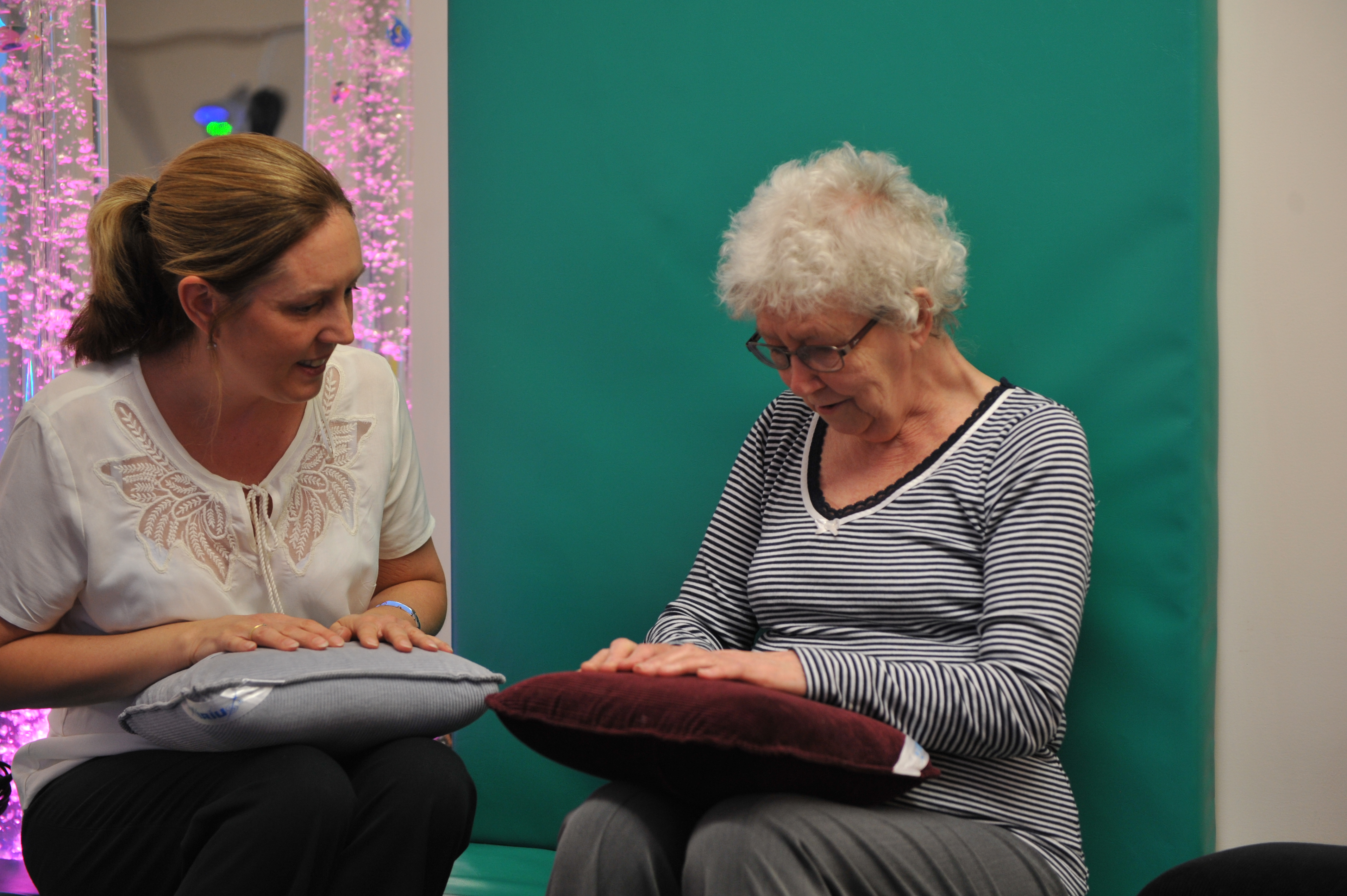 Slikovni rezultat za site: snoezelen.info dementia