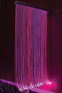 Shimmering Curtain