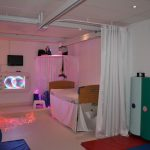 Laval's Integrated Health and Social Services Center (CISSS) has officially opened a new multisensory room at the Résidence Louise-Vachon
