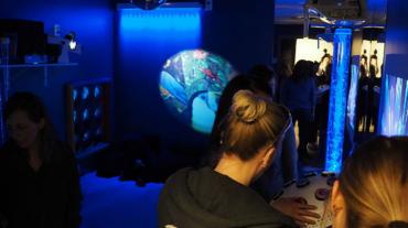 Grande Prairie centre gets futuristic 'Snoezelen' room