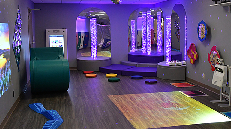 Romeoville home to Sensory Room for special needs community
